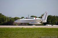 N12TS @ KOSH - Rutan Long-EZ  C/N 1353, N12TS