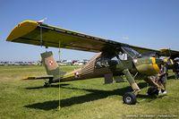 N4346M @ KOSH - PZL Okecie PZL-104 Wilga 80  C/N CF21910928, N4346M