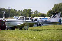 N95GF @ KOSH - Raytheon G36 Bonanza  C/N E-3642, N95GF