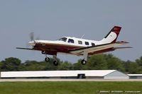 N706Z @ KOSH - Piper PA-46-350P Malibu Mirage  C/N 4636256, N706Z