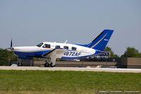 N872AF @ KOSH - Piper PA-46-350P Malibu Mirage  C/N 4636598, N872AF