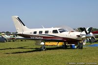 N875SH @ KOSH - Piper PA-46-500TP Malibu Meridian  C/N 4697174, N875SH