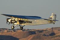 N9645 @ KBOI - Departing RWY 10R. - by Gerald Howard