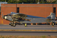 N9645 @ KBOI - Take off from RWY 10R. - by Gerald Howard