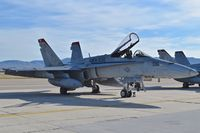 165194 @ KBOI - Parked on the south GA ramp.  VMFA-232 Red Devils, NAS Miramar, CA. - by Gerald Howard