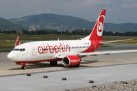D-AHXF @ LOWG - Air Berlin / TUIfly B737-700W @GRZ - by Stefan Mager