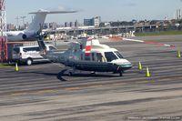 C-GLFO @ KOSH - Sikorsky S-76A  C/N 760149, C-GLFO