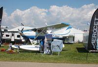C-FAWL @ KOSH - Cessna 182R - by Mark Pasqualino