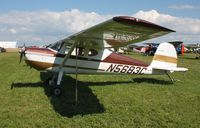 N5683C @ KOSH - Cessna 140A