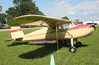 N3086N @ KOSH - Cessna 140