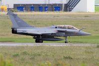 306 @ LFRJ - Dassault Rafale B, Taxing to flight line, Landivisiau Naval Air Base (LFRJ) Tiger Meet 2017 - by Yves-Q