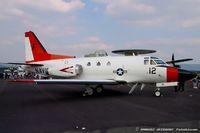 165520 @ KRDG - T-39N Sabreliner 165520 F-12 from VT-86 'Sabre Hawks' NAS Pensacola, FL