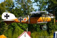 N12156 - Albatros D-VA C/N 17-D-7517, N12156 - by Dariusz Jezewski www.FotoDj.com