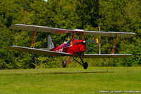 N3529 - De Havilland Tiger Moth DH-82A C/N PG647, N3529