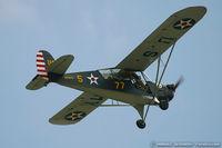 N39563 - Aeronca 65-TAC L-3B C/N F5664TA, N39563