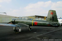 N40YK - Nanchang China CJ-6A C/N 2532077, N40YK