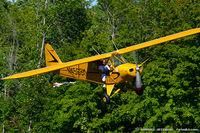 N4568M - Piper PA-11 Cub Special C/N 11-71 - Flying Farmer - Stanley Segalla, N4568M