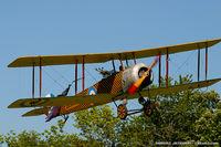 N4929 - Avro 504K replica C/N HAC1, N4929