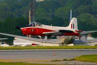N502GW - Hunting Percival Aircraft Ltd Jet Provost 3A C/N PACW10163, N502GW