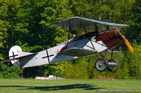 N70814 - Fokker D-VII C/N 1918-1989, N70814