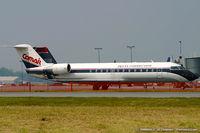 N963CA - Bombardier CL-600-2B19 Regional Jet CRJ-100C/N 7127, N963CA