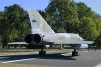 23 @ LFBC - Dassault Mirage IVP, Preserved at Cazaux Air Base 120 (LFBC) - by Yves-Q
