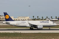 D-AIND @ LMML - A320Neo D-AIND Lufthansa - by Raymond Zammit