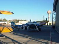 N151RJ @ FFZ - P-51 Mustang Airbase Arizona CAF - by Daniel Metcalf