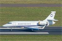 M-CHEM @ EDDR - Dassault Falcon 2000EX - by Jerzy Maciaszek