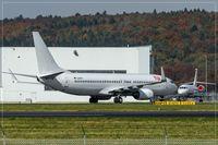 D-AHFT @ EDDR - Boeing 737-8K5 - by Jerzy Maciaszek