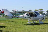 N113WT @ KOSH - Flight Design CTLS - by Mark Pasqualino