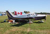 C-GDXQ @ KOSH - Piper PA-28-140 - by Mark Pasqualino