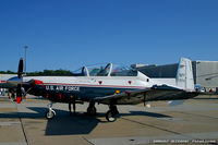 00-3570 @ KNTU - T-6A Texan II 00-3570 MY from 3rd FTS 479th FTG Moody AFB, GA