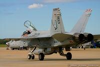 164221 @ KNTU - F/A-18C Hornet 164221 AG-300 from VFA-136 Knighthawks  NAS Oceana, VA - by Dariusz Jezewski www.FotoDj.com