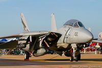 164346 @ KNTU - F-14D Tomcat 164346 NE-102 from VF-2 'Bounty Hunters' NAS Lemoore, CA - by Dariusz Jezewski www.FotoDj.com