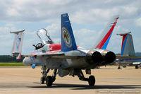 188739 @ KNTU - CAF CF-188 Hornet 188739 from 425th TFS 'Alouette' 3rd Wing, CFB Bagotville - by Dariusz Jezewski www.FotoDj.com