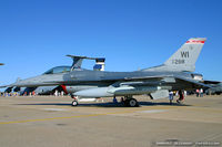 87-0288 @ KNTU - F-16C Fighting Falcon 87-0288 WI from 176th FS 115th FW Madison ANG, WI