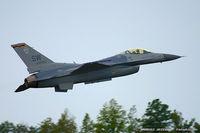 91-0365 @ KNTU - F-16CJ Fighting Falcon 91-0365 SW from 77th FS 'Gamblers' 20 FW Shaw AFB, SC