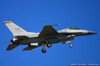 91-0365 @ KNTU - F-16CJ Fighting Falcon 91-0365 SW from 77th FS 'Gamblers' 20 FW Shaw AFB, SC - by Dariusz Jezewski www.FotoDj.com