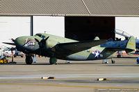 N30N @ KNTU - Lockheed 18-50 Lodestar Lady Lodestar C/N 2274, N30N - by Dariusz Jezewski www.FotoDj.com