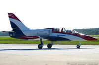 N6380L @ KNTU - Aero Vodochody L-39 Albatros C/N 332502, N6380L - by Dariusz Jezewski www.FotoDj.com