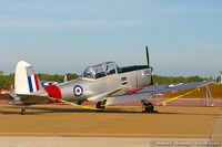 N665WB @ KNTU - De Havilland Chipmunk 22A C/N C1-0113, N665WB