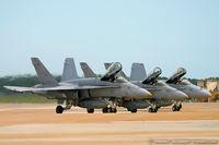 164258 @ KNTU - F/A-18C Hornet 164258 AG-311 from VFA-136 'Knighthawks' NAS Oceana, VA - by Dariusz Jezewski www.FotoDj.com