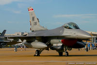 87-0261 @ KNTU - F-16C Fighting Falcon 87-0261 WI from 176th FS 115th FW Madison ANG, WI