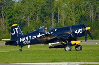 N179PT @ KNTU - Chance Vought F4U-5 Corsair C/N 122179, N179PT - by Dariusz Jezewski www.FotoDj.com