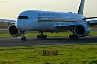 9V-SMA @ EGCC - taxing in - by andysantini