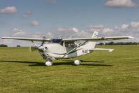 PH-AMC @ EGBK - Cessna T206H PH-AMC Adams Flight Service Light Aircraft Association Rally 2017 - by Grahame Wills