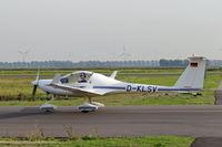 D-KLSV @ EHLE - Lelystad Airport - by Jan Bekker