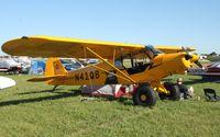 N41QB @ KOSH - Piper PA-18-150