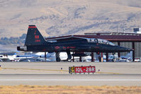 64-13304 @ KBOI - Take off roll on RWY 10L.  9th Recon Wing, Beale AFB, CA. - by Gerald Howard